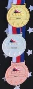 medaile MČR